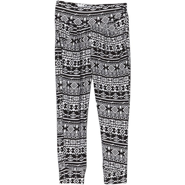 Riviera Girls' Polyester/Spandex Toddler & Kids Printed Lounge Pants