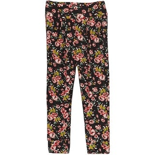 Toddler and Kids Floral Printed Jogger