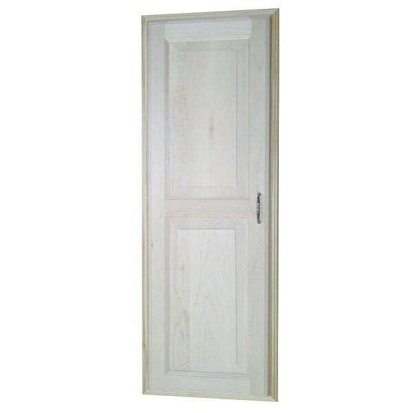 Barcelona Recessed Wood Medicine Storage Cabinet