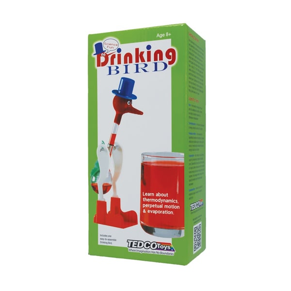 Tedcotoys Kids Preschool Scientific Drinking Bird