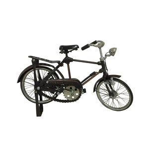 Metal Vintage Male Bicycle Decor