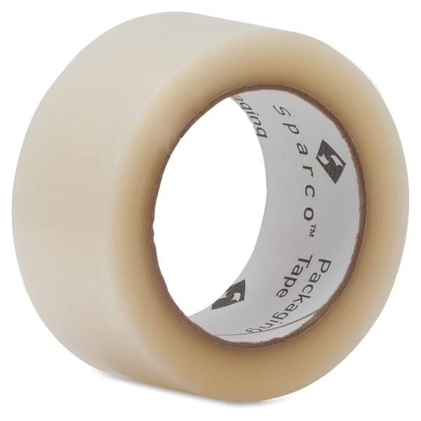 Sparco Transparent Packaging Tape