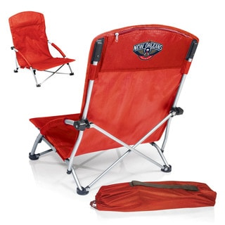 Picnic Time New Orleans Pelicans Tranquility Portable Beach Chair