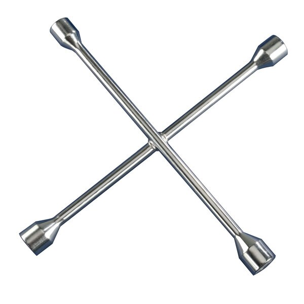 Pro-Lift W-9038 Chrome-plated 20-inch Rust-resistant Sae Lug Wrench
