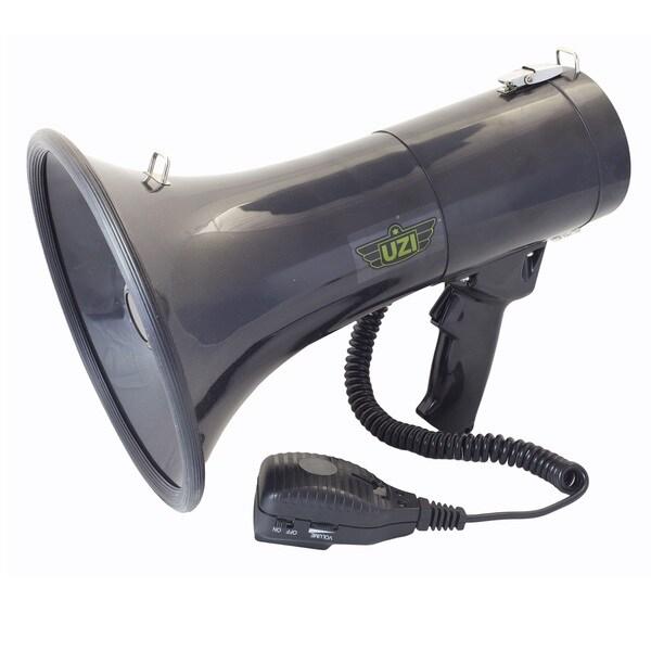 UZI 50-watt Megaphone