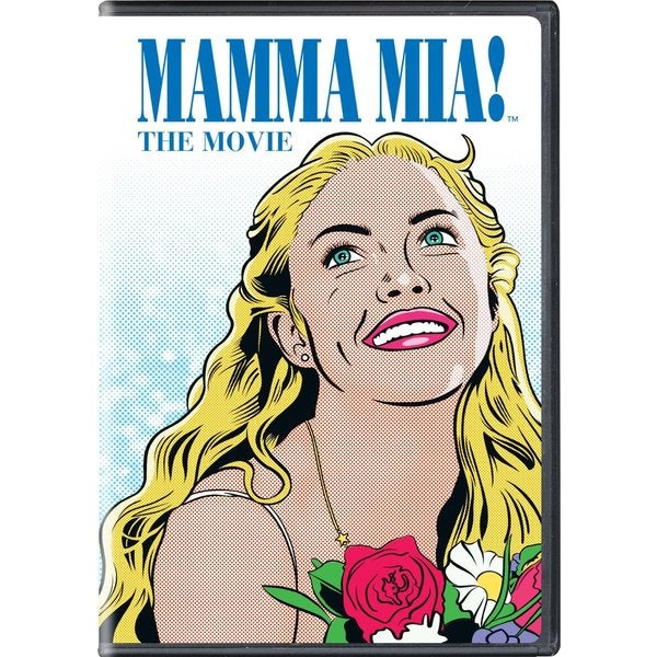 Mamma Mia! The Movie - DVD 18781997