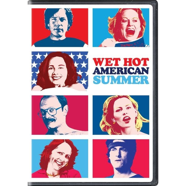Wet Hot American Summer (DVD) 18782012