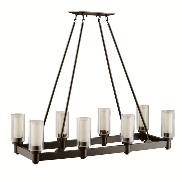 Kichler Lighting Circolo Collection Eight Light Olde Bronze