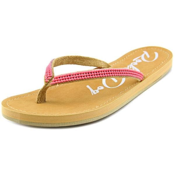 Rocket Dog Women's 'Panama' Pick Synthetic Low-heel Sandals