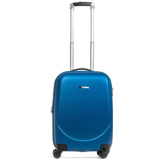 CalPak Valley II ABS 20-inch Lightweight Expandable Hardside Carry-on Spinner Suitcase