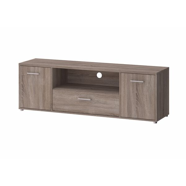 Tvilum Match Oak/Natural MDF TV Stand