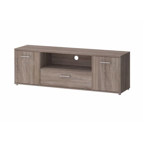 Tvilum Match Oak/Natural MDF TV Stand