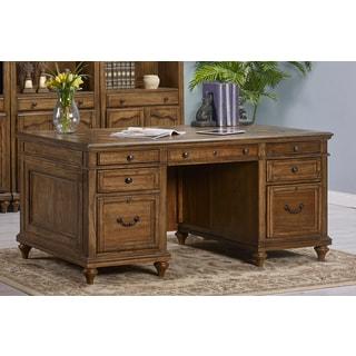 Budapest IQ-PRO-K-DE66 Wood 32-inch x 66-inch x 30-inch Executive Desk