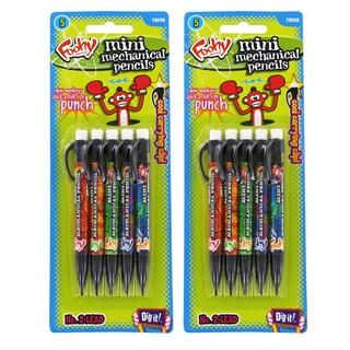 Foohy Mini 0.7-millmeter Mechanical Pencils (Pack of 10)
