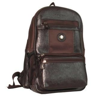 Mouflon Otello Synthetic Leather Fashion Backpack