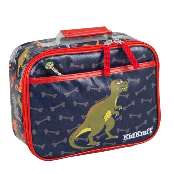 KidKraft Dinosaur Multicolor Polyester Lunch Box
