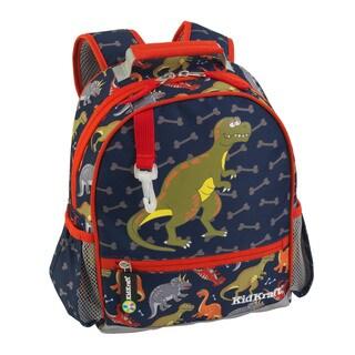 KidKraft Small Dinosaur Multicolor Polyester Backpack