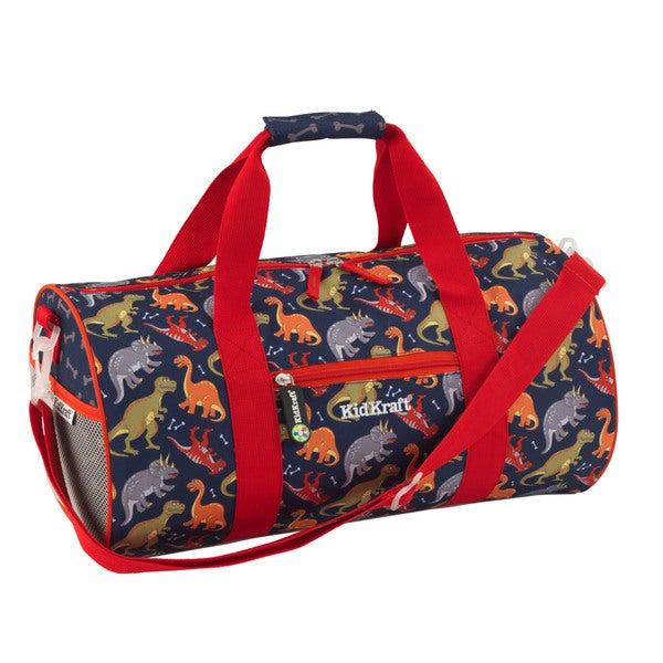 Kid Kraft Dinosaur Duffle Bag