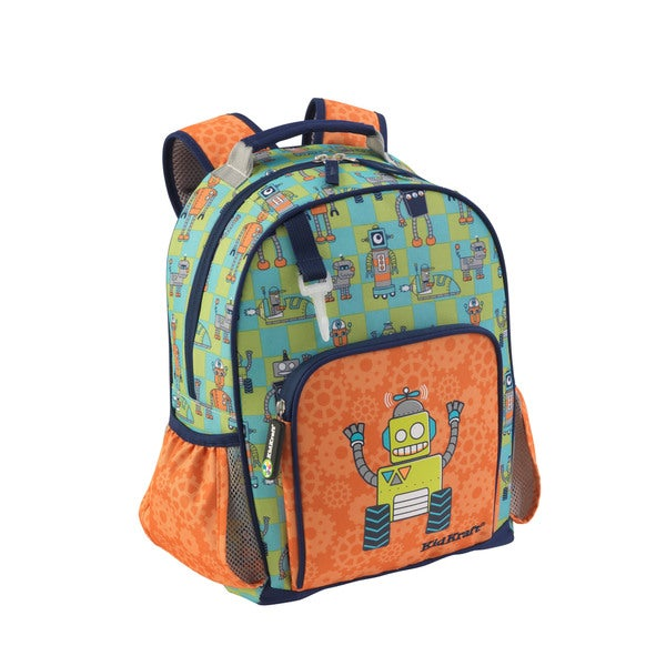 Kid Kraft Medium Robot Backpack