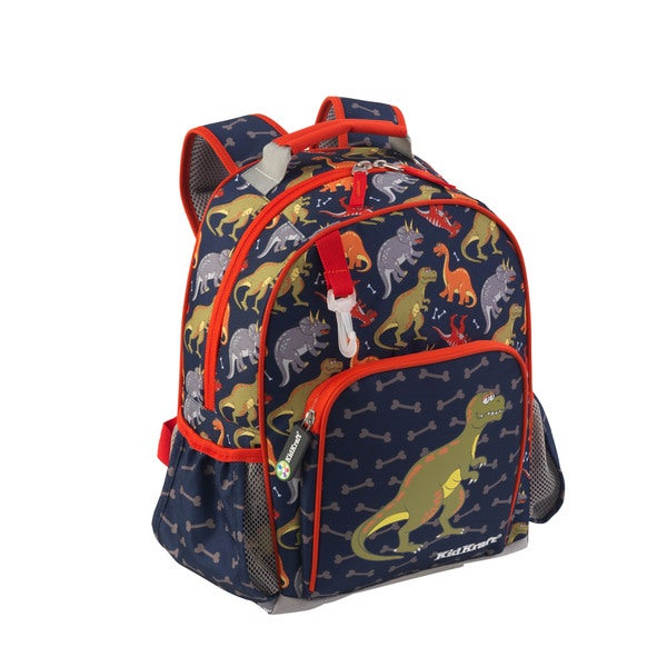 KidKraft Multicolored Medium Dinosaur Backpack