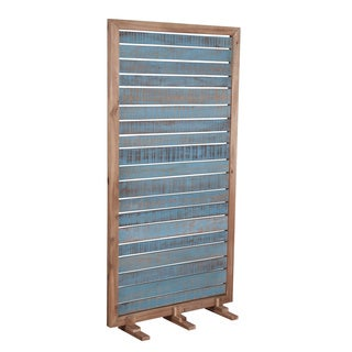 Crafted Home Decorative Tonasket Reclaimed Wood Divider
