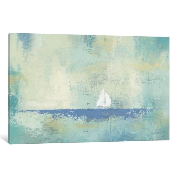 iCanvas Sailboat Dream by James Wiens Canvas Print