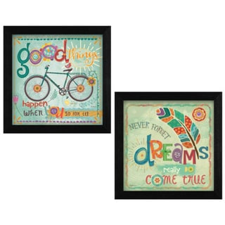 Good Things Framed Art
