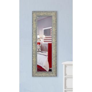 American Made Rayne Maclaren Pewter Body Mirror