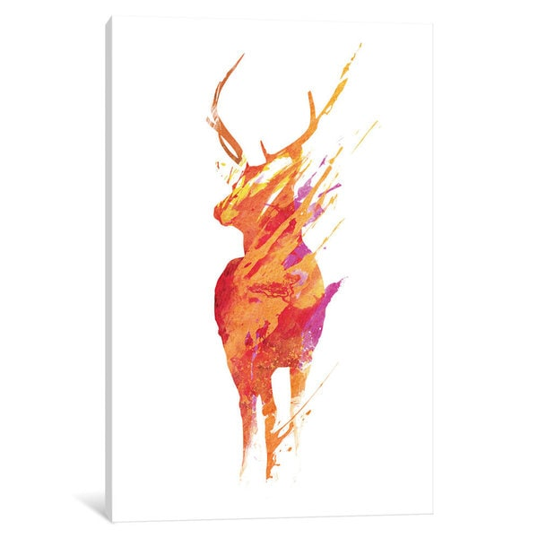 iCanvas On The Road Again by Robert Farkas Canvas Print