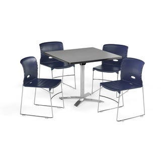 PKG - BREAK ROOM - 1 KFT36SQ-CHY TABLE /FOUR 320-P0