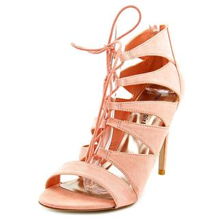 Madden Girl Women's Raceyyy Fabric Sandals