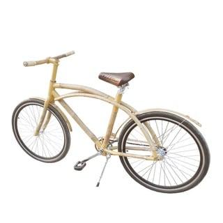 Zew Tan Bamboo 70-inch x 24-inch x 41-inch Single-speed Eco-friendly Urban Bicycle
