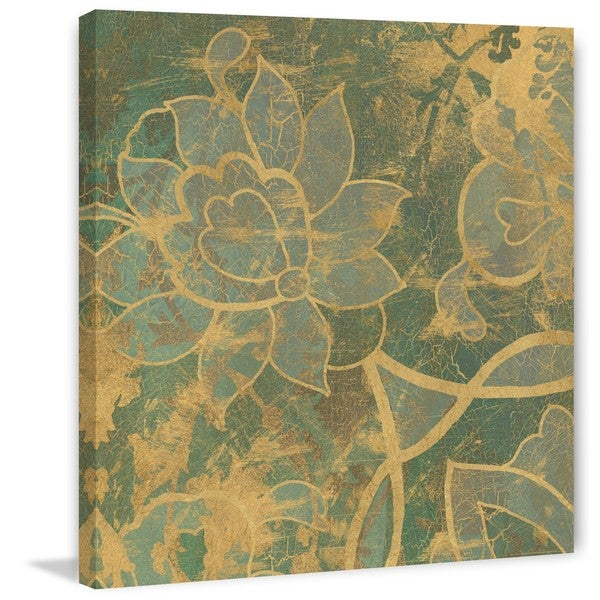 "Marmont Hill - ""Persian Tile II"" Print on Canvas"