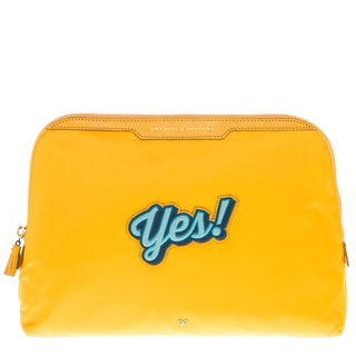 Anya Hindmarch 'Yes' Lotions and Potions Pouch