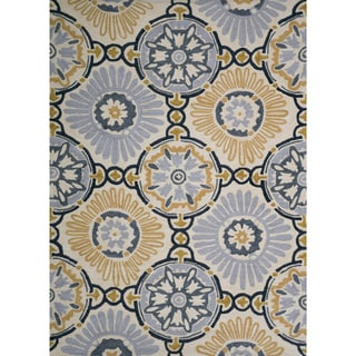 Christopher Knight Home Rosalyn Kate Multi Polyester Rug (8' x 10')