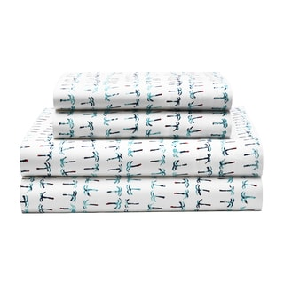 Tommy Hilfiger Sunny Palms Sheet Set