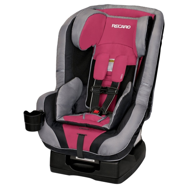 RECARO Roadster Girls' 'Rose' Convertible Car Seat