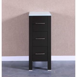 12-inch Bosconi ABEWG1S Side Cabinet