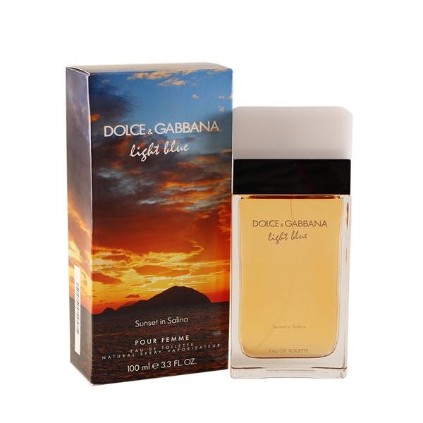 Dolce & Gabbana Light Blue Sunset in Salina Women's 3.3-ounce Eau de Toilette Spray