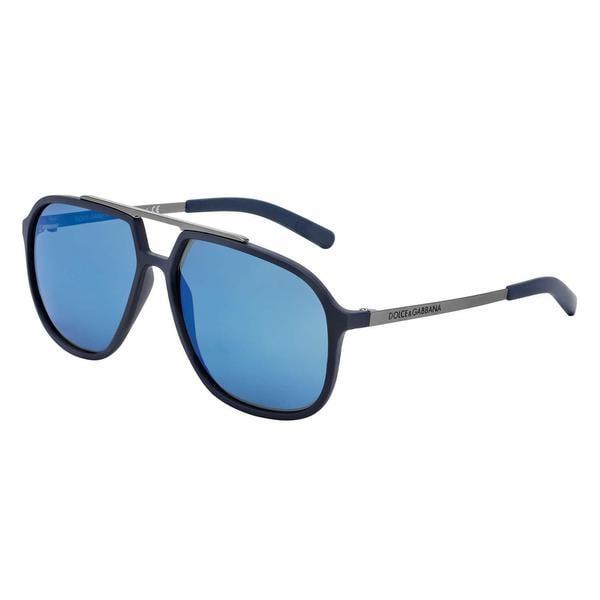 Dolce & Gabbana DG 6088 265055 - Blue Rubber