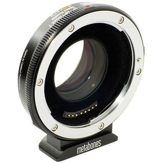 Metabones T Speed Booster Ultra 0.71x Adapter for Canon Full-Frame