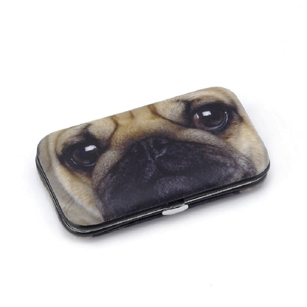 Catseye Pug Nail Care Set