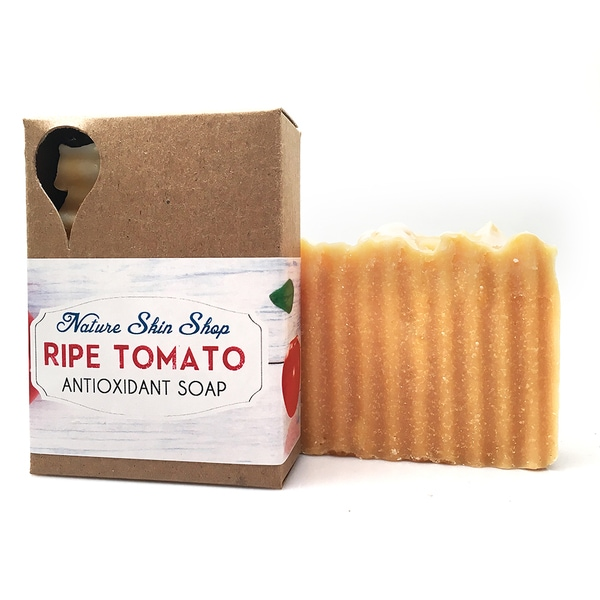 Ripe Tomato Antioxidant Soap Bar