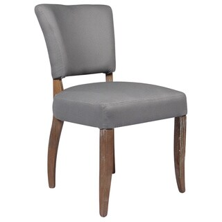 Ashley Side Chair In Frost Grey