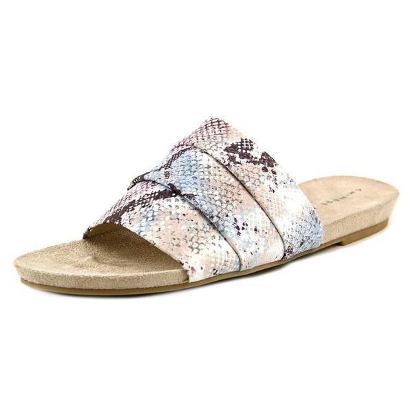 Chinese Laundry Women's Famous Multicolor Textile Basic Sandals