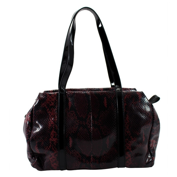 Marella Pink Leather Women's Tote