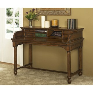 Austin Cherry Wood/Veneer 48-inch Writing Desk