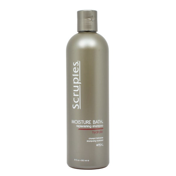 Scruples Moisture Bath 12-ounce Replenishing Shampoo 18821218