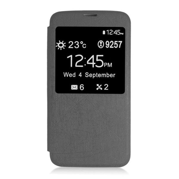 Insten Black Leather Case Cover For Samsung Galaxy S5