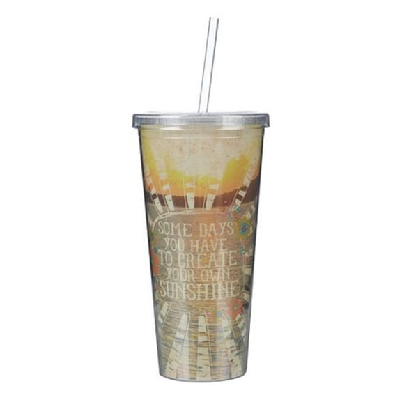Natural Life On The Go Cup Somedays Sunshine 18828965
